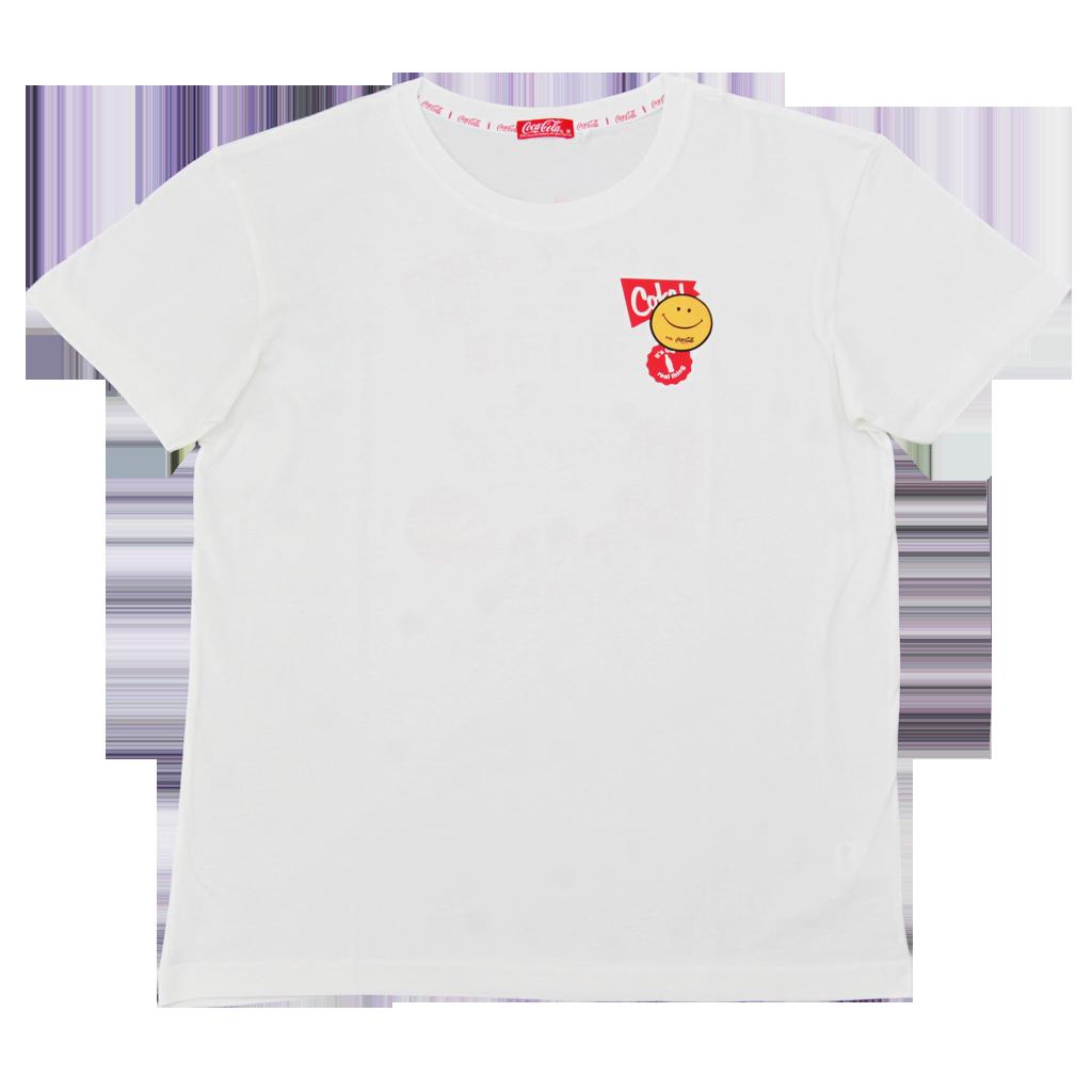 7432e87da Coca Cola Graphic T-Shirt - COMMON SENSE